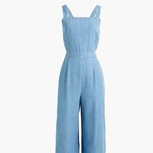 J Crew Denim jumpsuit